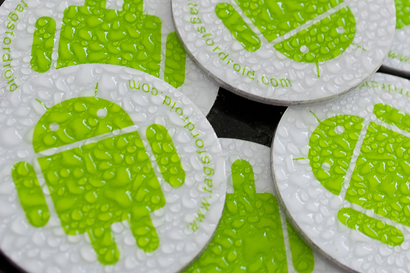 waterproof NFC tags